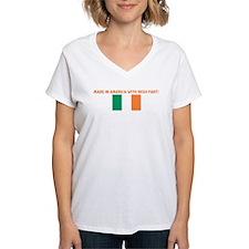 MADE IN AMERICA WITH IRISH PA Shirt