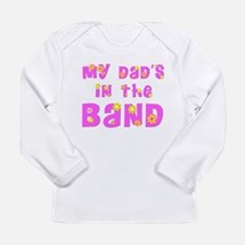 dad-band-2-pnk.gif Long Sleeve T-Shirt