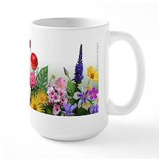 Mixed Flowers Mug