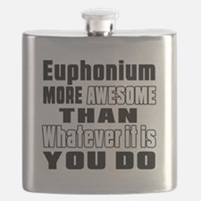 Euphonium More Awesome Flask
