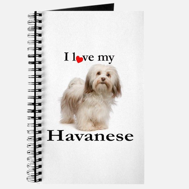 Love My Havanese Journal