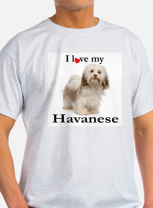 Love My Havanese T-Shirt