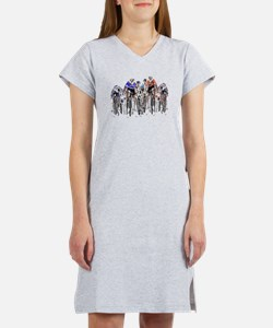 Cyclists Women's Nightshirt
