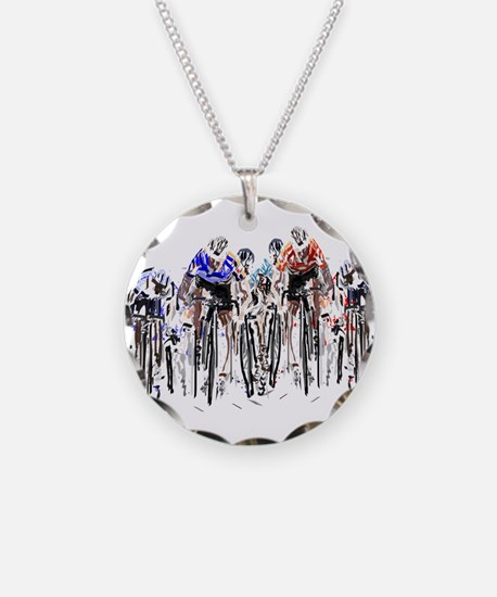 Cyclists Necklace
