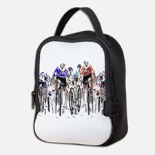 Cyclists Neoprene Lunch Bag