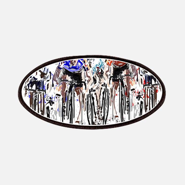 Cyclists Patch