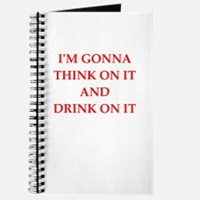 think and drink Journal