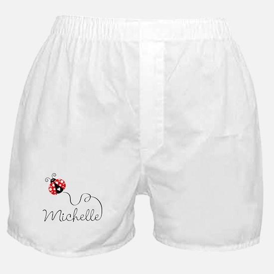 Ladybug Michelle Boxer Shorts