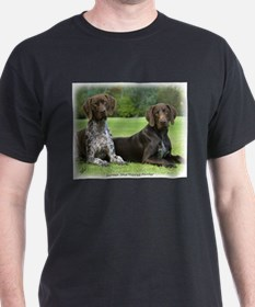 German Shorthaired Pointer 9J37D-09 T-Shirt