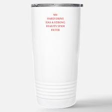 A funny joke Travel Mug