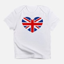 Cute Flags british Infant T-Shirt