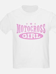 Motocross Girl T-Shirt
