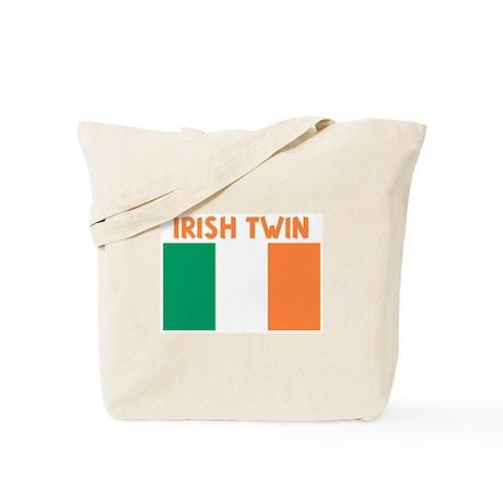IRISH TWIN Tote Bag