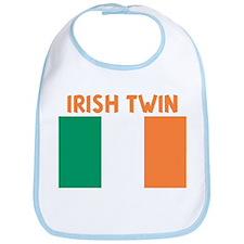 IRISH TWIN Bib