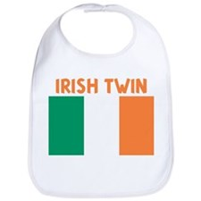IRISH TWIN Bib