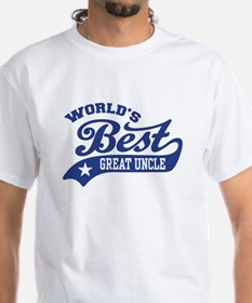 World's Best Great Uncle Shirt