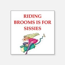 brooms Sticker