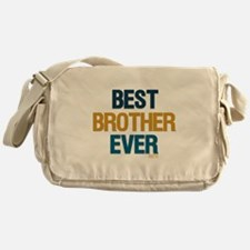 Cute Brother Messenger Bag
