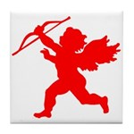 Cupid Tile Coaster