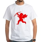 Cupid White T-Shirt