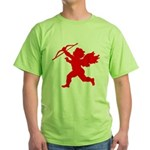 Cupid Green T-Shirt
