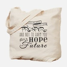Funny Christian bible verse Tote Bag