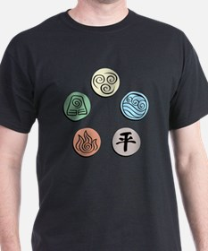 Unique Avatars T-Shirt