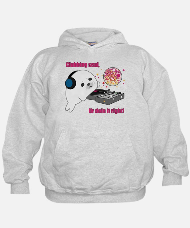 Cute Animal cruelty Hoodie