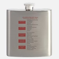 1957 Entertainment Memories Flask