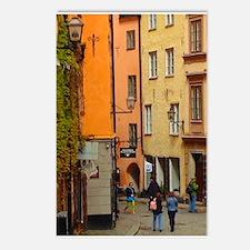 A Taste of Stockholm Postcards (Package of 8)