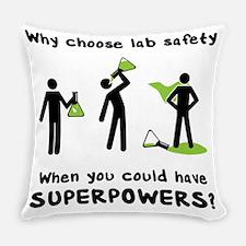Unique Superhero Everyday Pillow