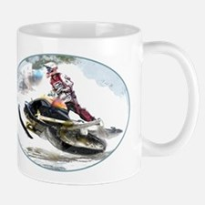 Snowmobile Competition Mugs