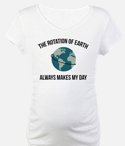 The Rotation of Earth Shirt