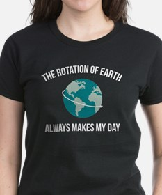 The Rotation of Earth T-Shirt