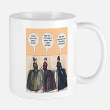Victorian Baby Bumps - Funny Mugs