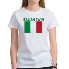 ITALIAN TWIN Tee