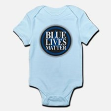 Blue Lives Matter Body Suit