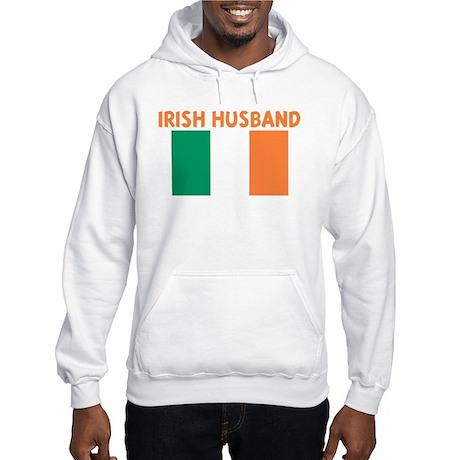 IRISH HUSBAND Hooded Sweatshirt