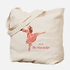 2016 Nutcracker Tote Bag