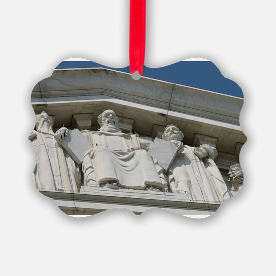 Moses the Lawgiver Ornament