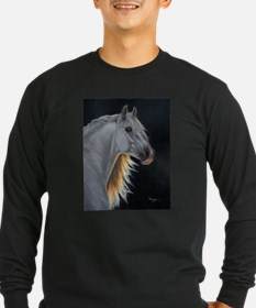 Andalusian Stallion 3 Long Sleeve T-Shirt