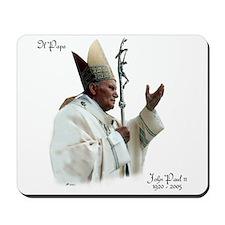 Il Papa - Pope John Paul II Mousepad