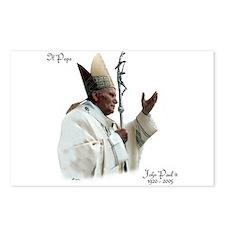 Il Papa - Pope John Paul II Postcards (Package of
