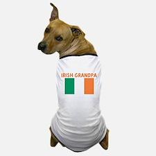 IRISH GRANDPA Dog T-Shirt