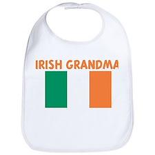 IRISH GRANDMA Bib