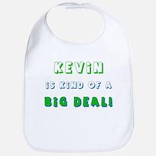 Kevin Is Kind of a Big Deal Bib