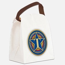 T for Trump Canvas Lunch Bag