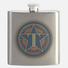 T for Trump Flask