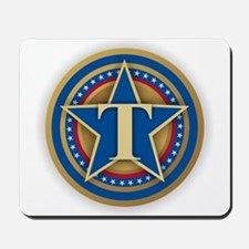 T for Trump Mousepad