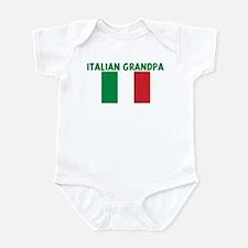 ITALIAN GRANDPA Infant Bodysuit